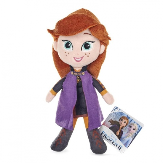 Disney Frozen 2  10'' / 25cm Soft Toy - Anna