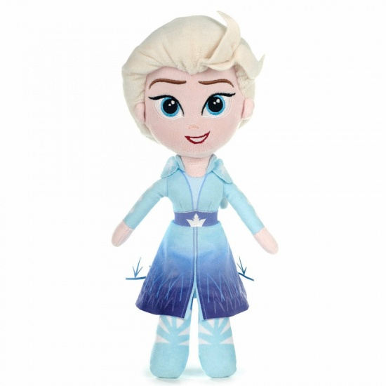 Disney Frozen 2  10'' / 25cm Soft Toy - Elsa
