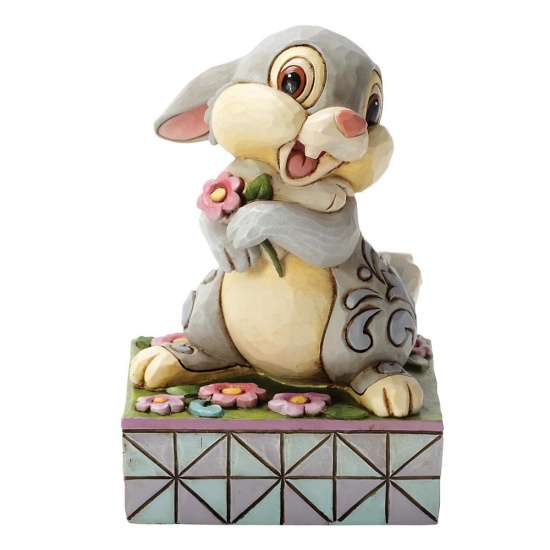 Disney Traditions - Spring Has Sprung Thumper Figurine