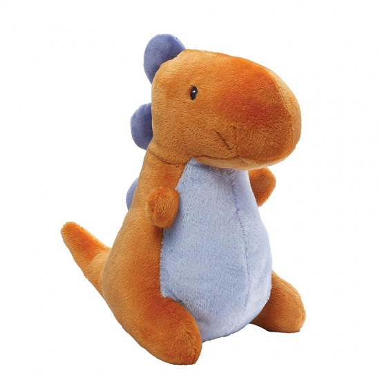 Baby Gund - Crom the Dinosaur - Soft Toy - New Baby Gift