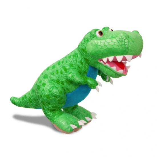 Dinosaur Munch! Tyrannosaurus Rex - The World of Dinosaur Roar! 10'' Plush    The World of Dinosaur Roar!