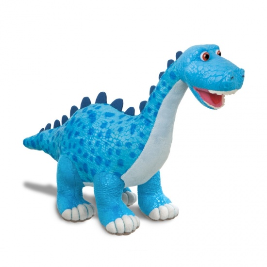 Dinosaur Munch! The Diplodocus 10 inch plush The World of Dinosaur Roar!