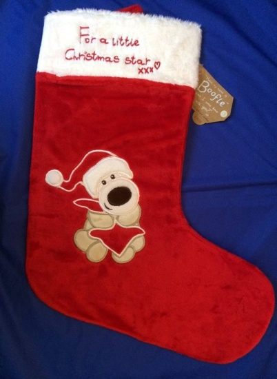 Boofle - For A Little Christmas Star - Christmas Stocking