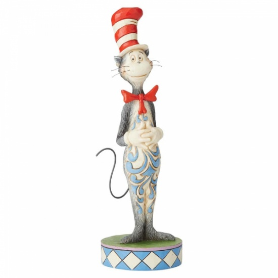 Dr Seuss Jim Shore The Cat in the Hat Figurine