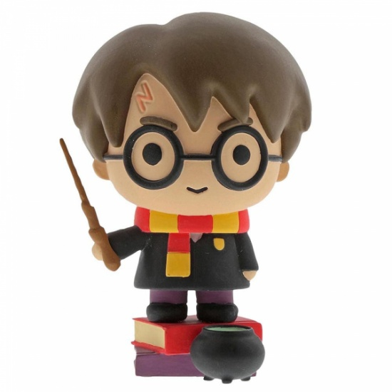 Wizarding World of Harry Potter - Harry Potter Chibi Collectors Figurine