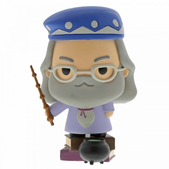 Wizarding World of Harry Potter Dumbledore Chibi Collectors Figurine