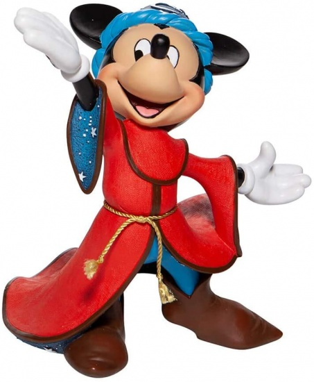 Disney Showcase Couture de Force Sorcerer's Apprentice Mickey Mouse Figurine