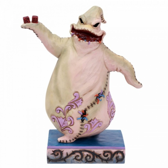 Disney Traditions Oogie Boogie Figurine Nightmare Before Christmas Figurine