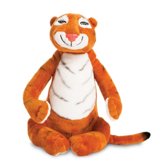 The Tiger Who Came to Tea Large 10 inch Plush Soft Toy