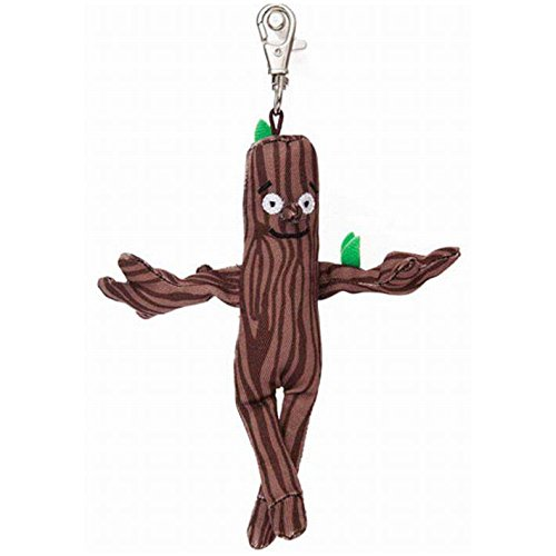 The Gruffalo - 5'' Stickman Keyring / Backpack Clip