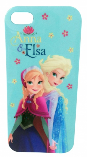 Disney Frozen Sisters  iphone 5 / 5s case  - Elsa and Anna