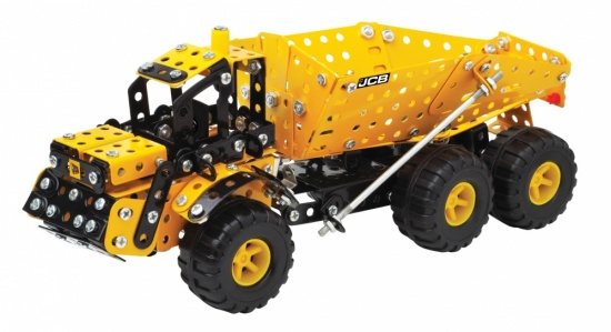 JCB Dump Truck all-inclusive construction Model Kit