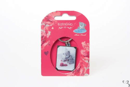 Me to You - Photo Finish Keyring - Tatty with Heart