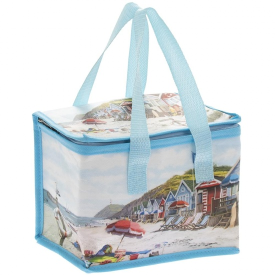Sandy Bay Print Cooler Lunch Bag