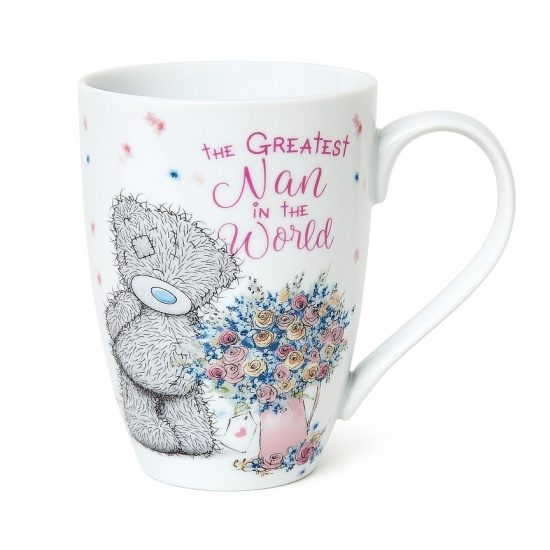 Me to You - Tatty Teddy Greatest Nan in the World Mug Gift Boxed