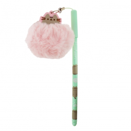 Pusheen The Cat Sweet Dreams Ballpen With Pom Pom Dangler