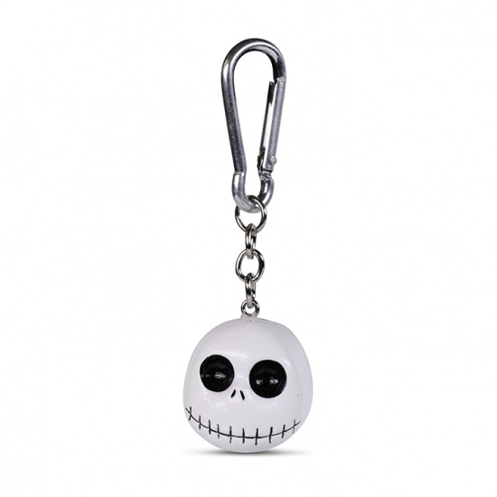 Nightmare Before Christmas Jack 3D Keychain / Keyring