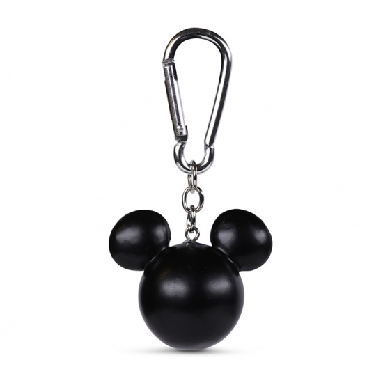 Mickey Mouse Head 3D Keychain / Keyring