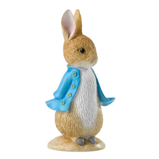 Beatrix Potter Peter Rabbit Mini Figurine / Ornament