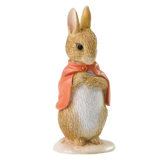 Beatrix Potter Flopsy Mini Figurine / Ornament