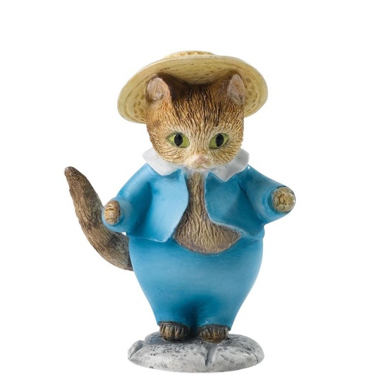 Beatrix Potter Tom Kitten Mini Figurine / Ornament