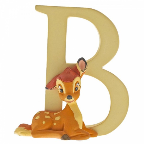 Enchanting Disney Collection Alphabet Letters - B - Bambi