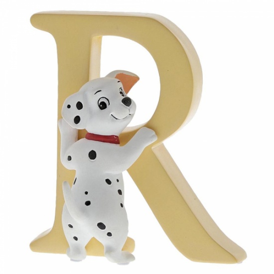 Enchanting Disney Collection Alphabet Letters - R - Rolly