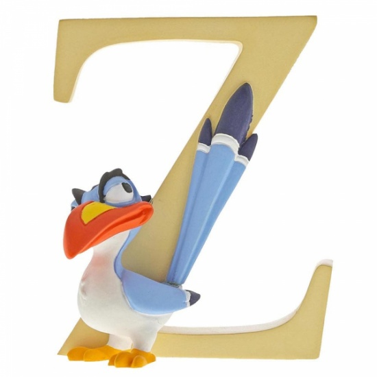 Enchanting Disney Collection Alphabet Letters - Z - Zazu