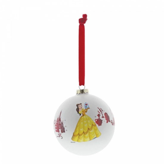 Enchanting Disney - Be Our Guest Beauty and the Beast Bauble