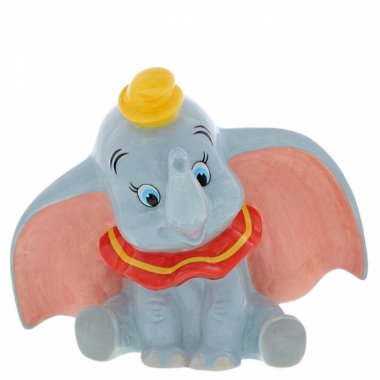 Enchanting Disney Dumbo Ceramic Money Bank / Money Box