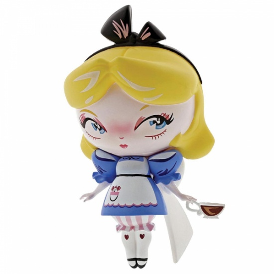 The World of Miss Mindy Presents Disney Alice Figurine