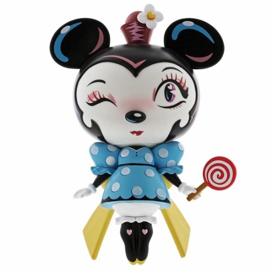 The World of Miss Mindy Presents Disney Minnie Mouse  Figurine