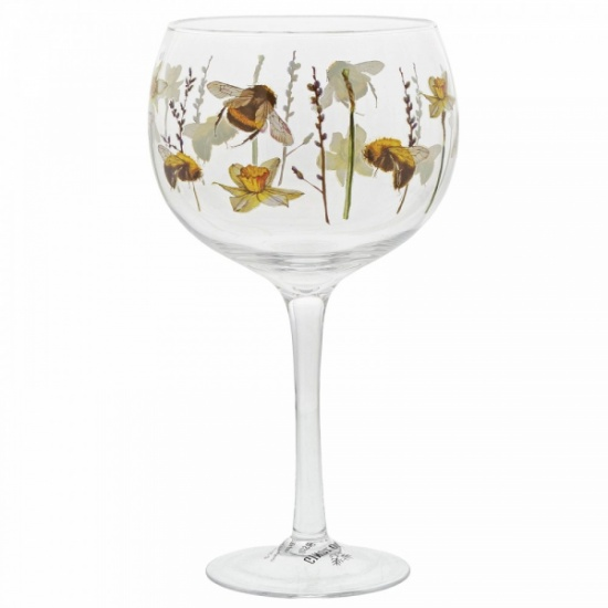 Bumble Bee Copa Gin Glass - Ginology