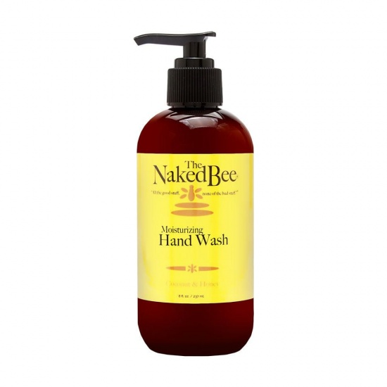 The Naked Bee - Coconut and Honey Hand Wash Pump 237ml