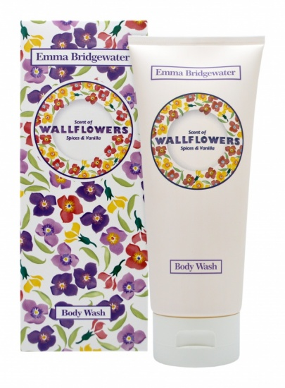 Emma Bridgewater Wallflowers Body Wash 200ml
