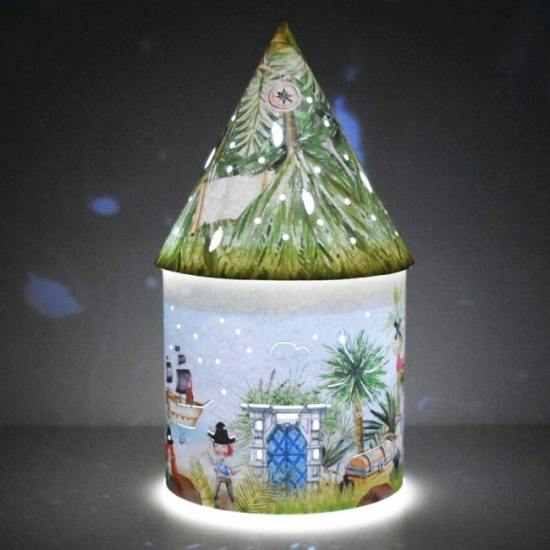 Fairy House - Pirate LED Light up decoration
