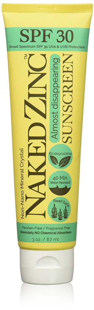Naked Zinc SPF 15 Reef-Safe Lip Balm