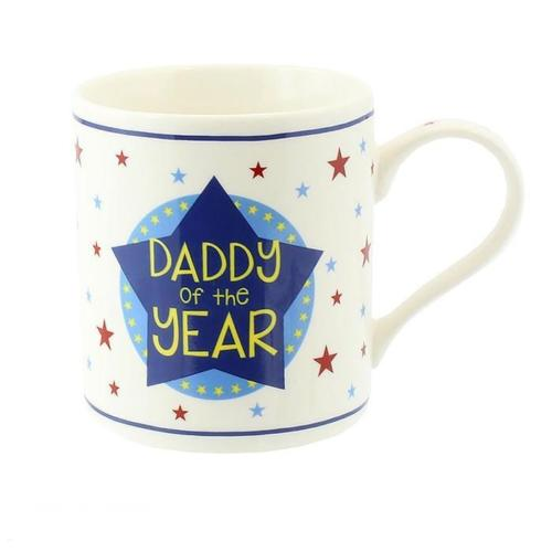 Daddy Of The Year China Mug