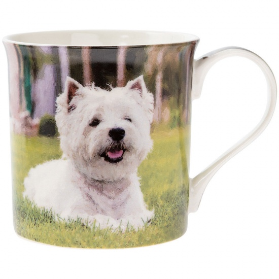 West Highland Terrier Fine China Mug