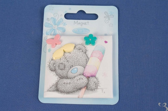 Me To You - Tatty Teddy Ice Lolly and Sunglasses Magnet