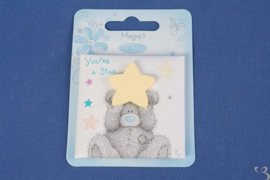 Me To You - Tatty Teddy Your A Star Magnet