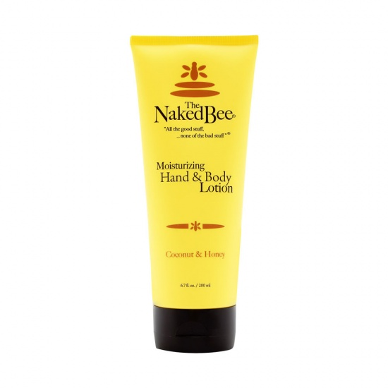Naked Bee Coconut and Honey Moisturising Hand & Body Lotion - 200ml