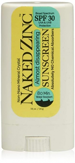 The Naked Bee Naked Zinc SPF 30 SunStick