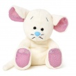 Me to You Tiny the Mouse Blue Nose Friend 4'' Soft Toy