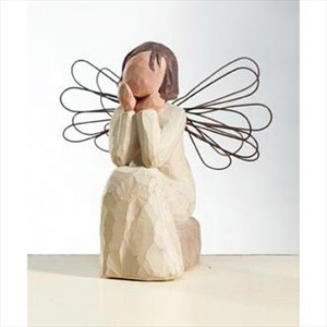 Willow Tree - Angel of Caring Figurine